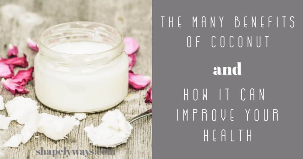 Amazing Benefits of Coconut